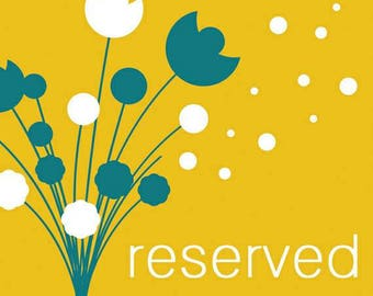 Reserved for Jessica Hubbard