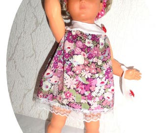 Held compatible doll little Colin, Bella, Gardiner, raynal doll old 45cm
