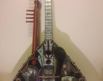 Russian Balalaika 3 String