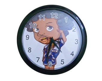 Jerome In The House Martin Lawrence Show Wall Clock