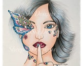 Butterfly Girl - image no 148