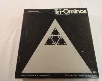 Pressman Tri-Ominos Game Number 4420