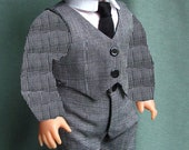 custom 18 inch boy doll outfit