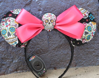Day of the Dead/Coco Disney Ears