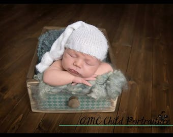 Newborn posing drawer