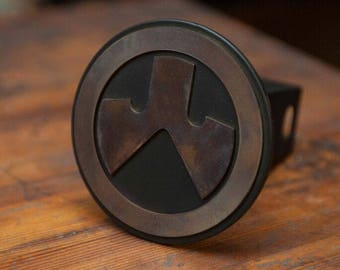 Torched Magpul Trailer Hitch Cover