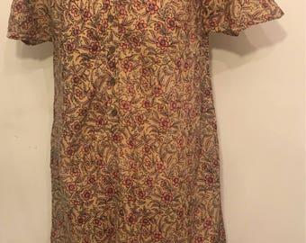 Vintage gypsy dress