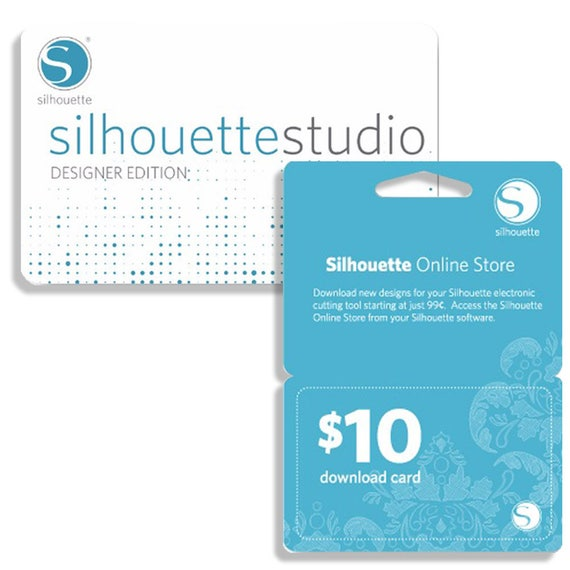 Silhouette Studio Designer Edition With Gift Card