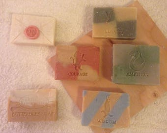 Hogwarts Bath Soap