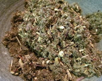 Mugwort - Wild Harvest from the foothills of the Appalachian Mountains