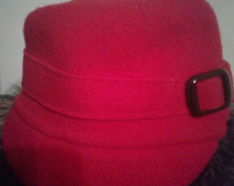 Vintage visor cap