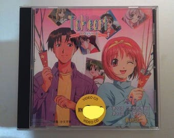To Heart anime series CD