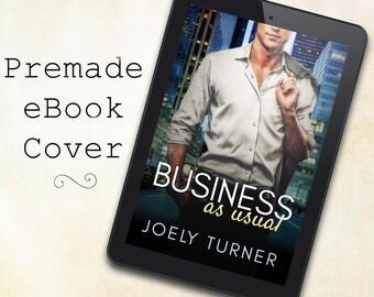 SALE! Pre-made eBook Cover Design - Romance, Billionaire Romance