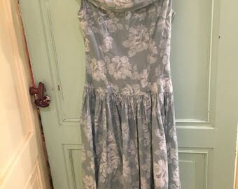 Swing 50s style dress by Laura Ashley