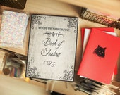 Witch Way Magazine 2018 Book of Shadows Vol 3 Printed Magazine - Spells, Crystals, Herbs, Rituals, and Divination