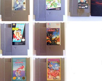 NES Games   7 Game Lot