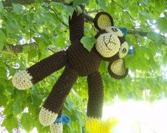 martha the monkey