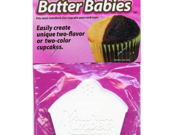 Batter Babies--Cupcake Batter Separators--Pkg of 6