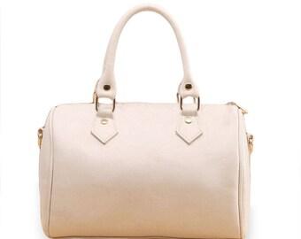 Women Leather Handbag Shoulder Shopping Bag Tote Lady Purse Crossbody Satchel