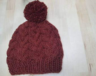 Hand made Knitted hats