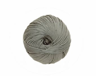 Cotton knitting No. 38 liquen Natura