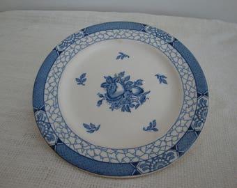 Juliet Design Plate By Adams Est 1657 England