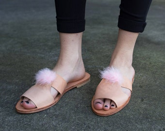 Pink Eucalyptus Slide