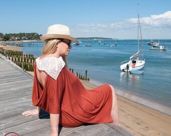 Dress, oversize model asymetique Sabi dress