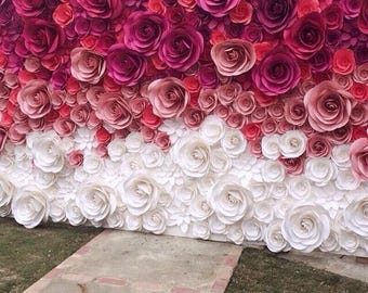 Wedding Backdrop Etsy