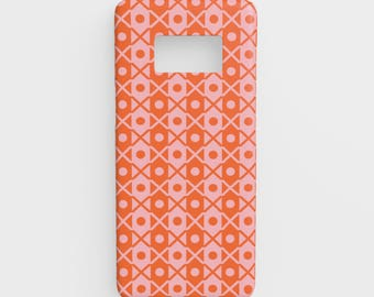 XOXO Pink & Red Phone Case