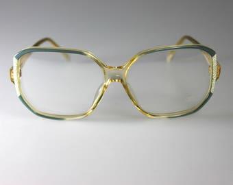 Alberto Puccini 062 col 232 55/17 - glasses - vintage