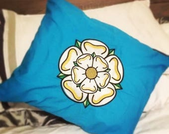 Yorkshire Rose Embroidery