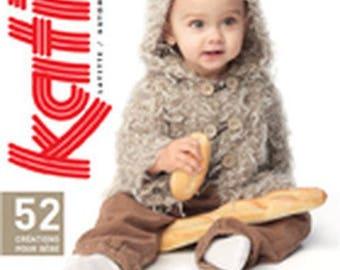 Catalogue No. 62 fall Katia winter baby