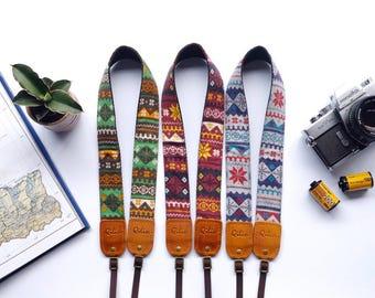 Himalaya Camera strap
