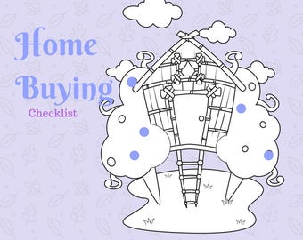 Home Buyers Check List