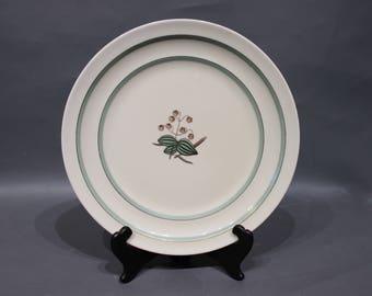 """Royal Copenhagen """"Hjertegræs"""" plate, no.: 884/9483."""