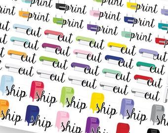 Sticker Maker Set- Planner Stickers