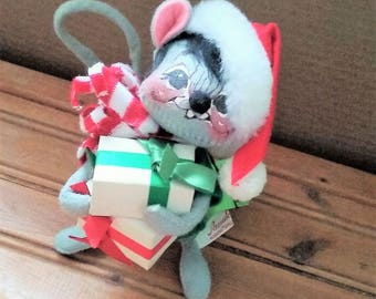 AnnaLee Mobilitee//Christmas Mouse//1965 1983