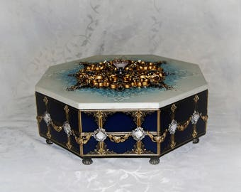 "jewerly box ""My Star"" casket"