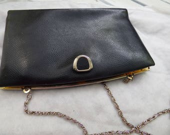 leather bag by Jane Shilton