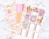 Strawberry Dreamsicle Essentials Sticker Kit