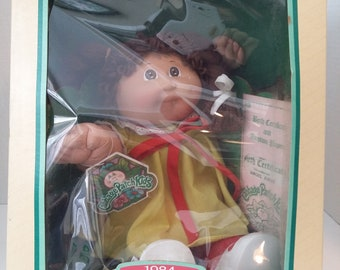 1984 Cabbage Patch Kid NIB