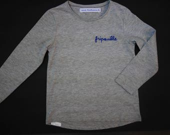 Tee-shirt 6 ans Canaille & Fripouille
