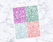 PRE-SALE! Breath of Spring Glitter Headers (Glam Planner Stickers for Erin Condren Life Planner)