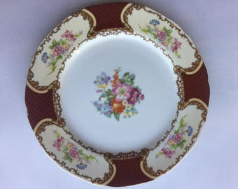 Goldcastle Luncheon Plates set of four