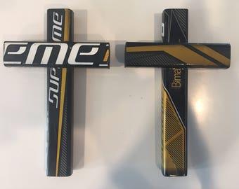 Hockey Stick Cross