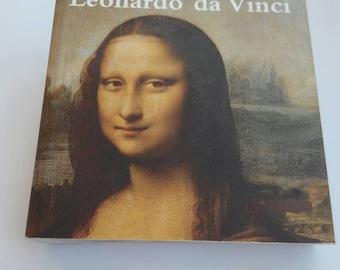 Historical book Leonardo da Vinci