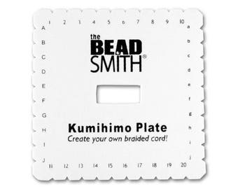 Kumihimo Round/Square made by Beadsmith