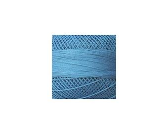 Lizbeth Thread Size 10 Solid: #704 Sky Blue Medium