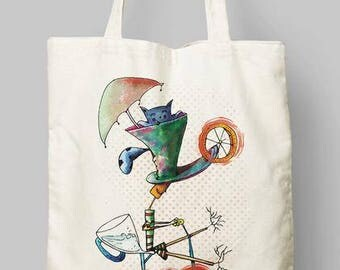 Special design cotton tote bag
